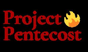 Project Pentecost logo
